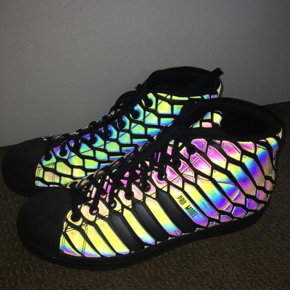 2e6254cba798 adidas Shoes - Adidas xeno pro model reflective sneakers